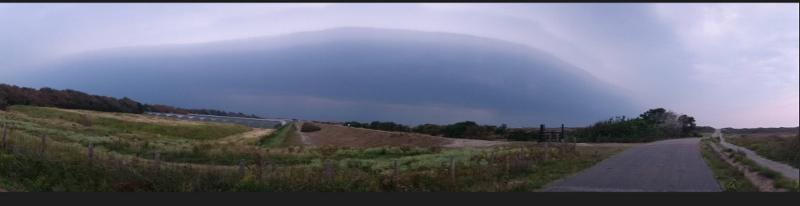 Verslag – Het onweer van 13/14 augustus 2015