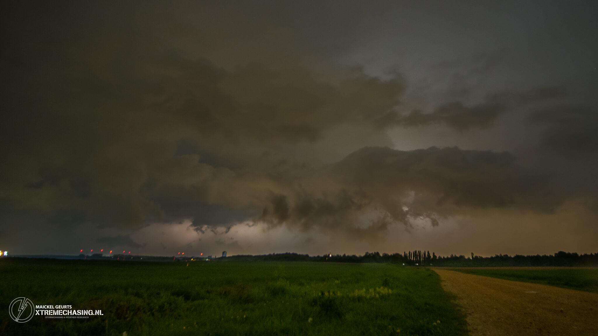 Geen tornado in Eshweiler